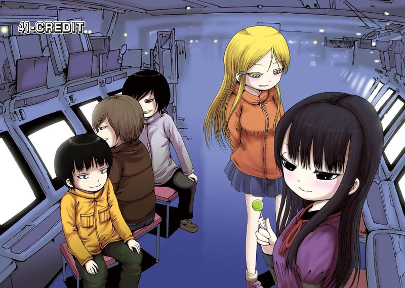 Illustration for article titled Hi Score Girl - A Love Letter To The Arcade Era