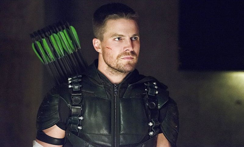 Illustration for article titled Arrow Gives Everyone Exactly What They Want, Including the Audience
