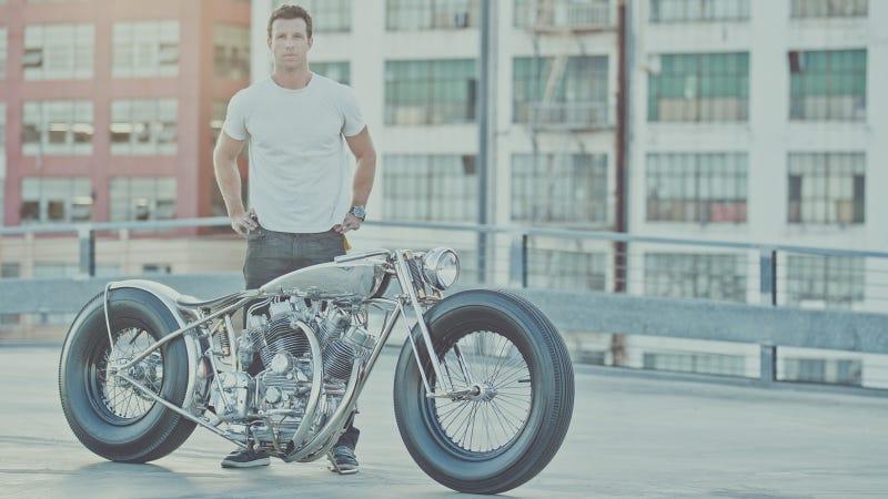 Illustration for article titled Famed LA Bike Builder Max Hazan's Latest Creation Is A True Beauty