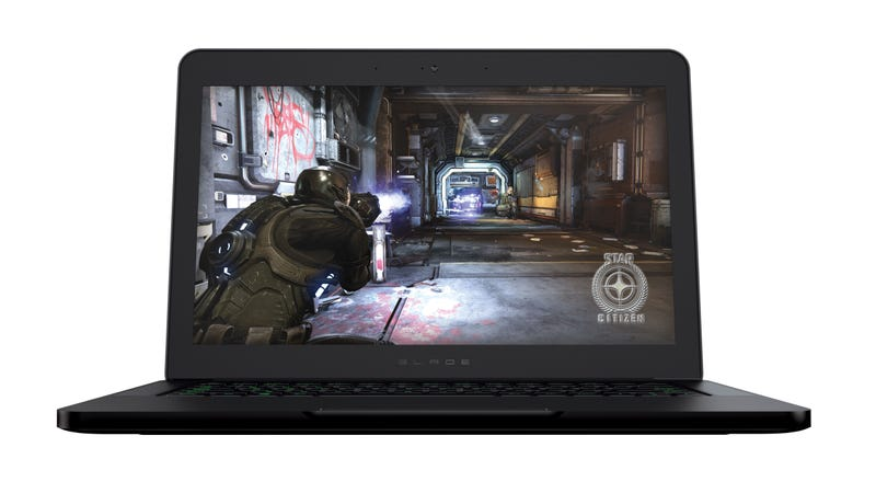 Illustration for article titled The New Razer Blade Might Be The Gaming Laptop We've Been Waiting For