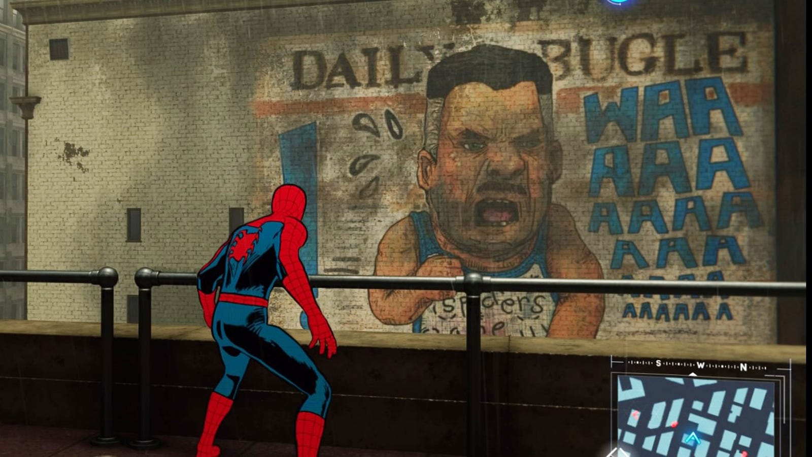 Spider-Man's J  Jonah Jameson finds his true calling as a