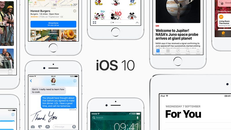 The Most Common Problems in iOS 10 and How to Fix Them
