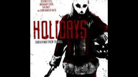 There\'s not a lot to celebrate in the uneven horror anthology Holidays