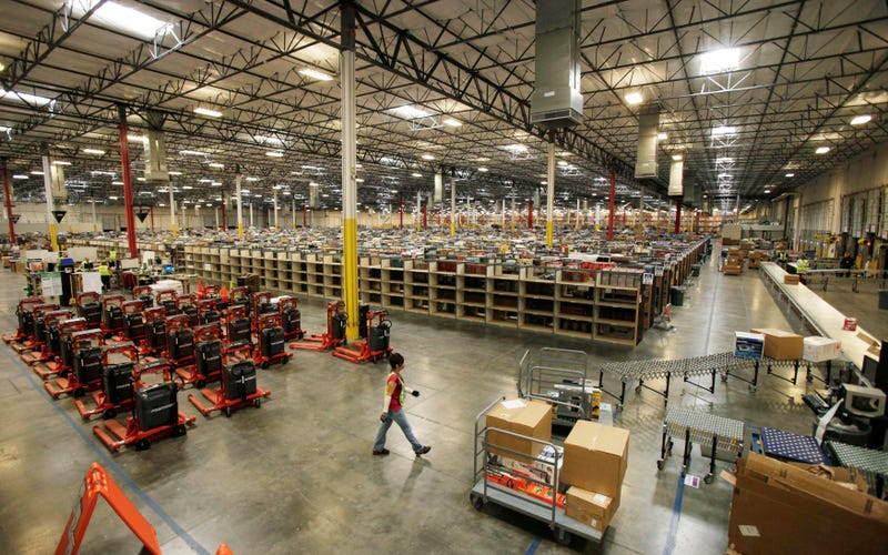 Extra 20% off used items from Amazon Warehouse. Prime members only, discount taken at checkout. Photo: AP.