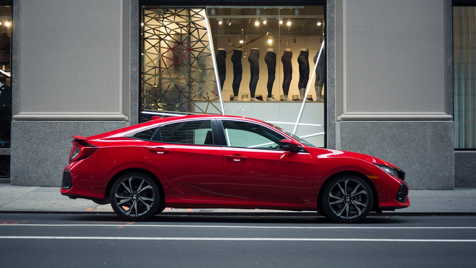 the 2017 honda civic si is a love letter to the manual transmission. Black Bedroom Furniture Sets. Home Design Ideas