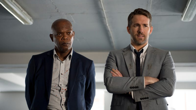The Hitman's Bodyguard (Photo: Lionsgate, Jack English)