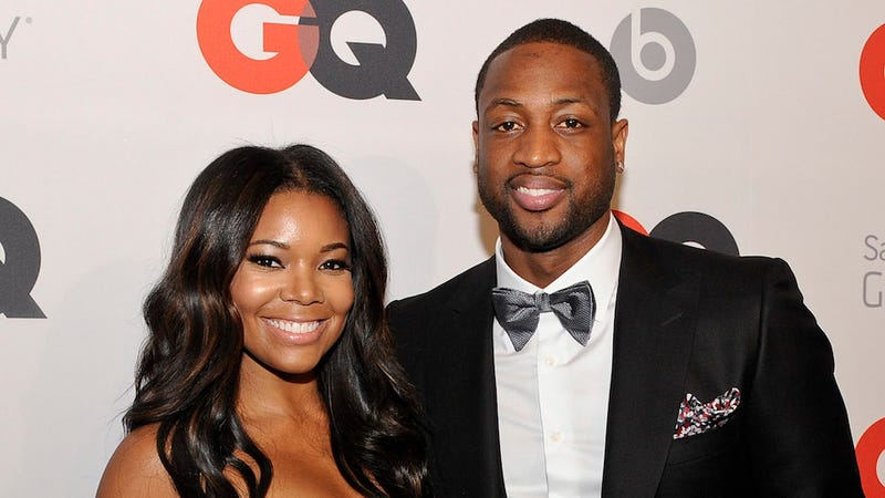 Illustration for article titled Gabrielle Union Weds Dwyane Wade in Intimate Miami Ceremony