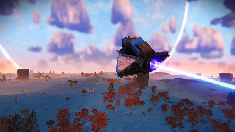 No Man's Sky's Latest Trend: Elaborate Espionage