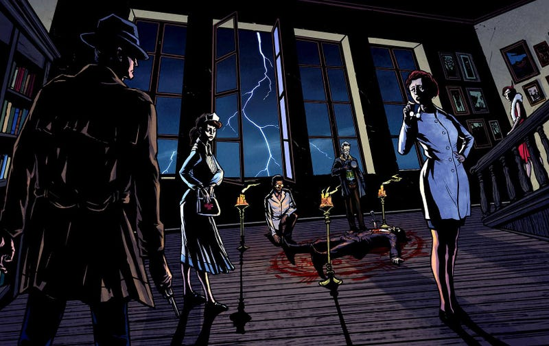 Illustration for article titled Witch House Looks Like Gothic XCOM