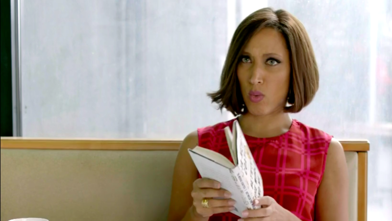 Screenshot: The Rundown With Robin Thede