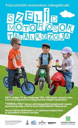 Illustration for article titled Ajánló: Tavaszköszöntő motorozás