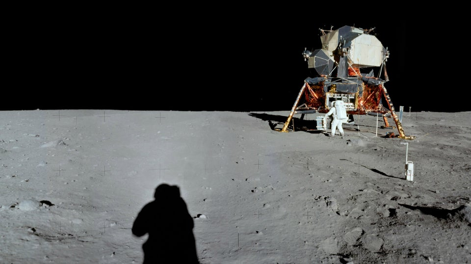 apollo 11 landing site earth - photo #29