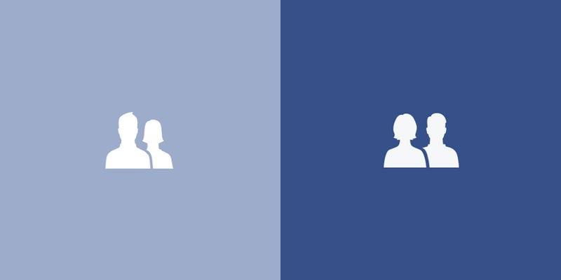 Illustration for article titled Facebook's New Icons Bring a Little Feminism to Your Friendships