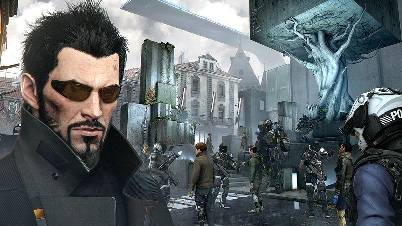 Illustration for article titled A Deus Ex: Mankind Divided designer dreams up a violent opera adaptation
