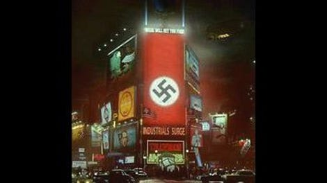 The Man In The High Castle gets a little crazy