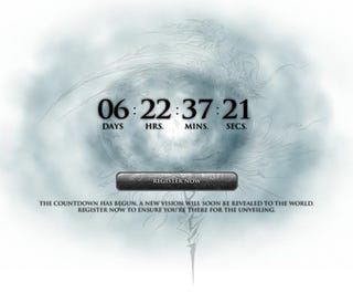 Illustration for article titled It's The The Final Fantasy XIII Countdown