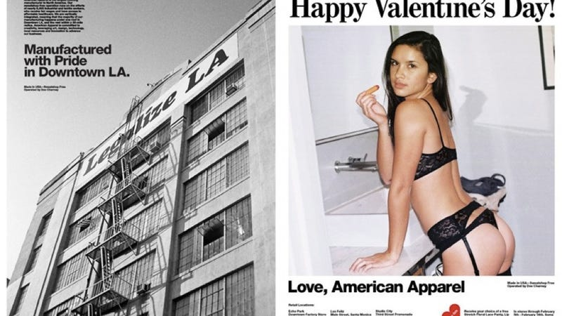 Illustration for article titled Mannequin Merkins and Hot Old Models Aren't Saving American Apparel