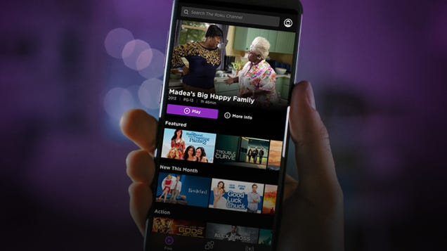 Roku Chases the Best Free Streaming Service With Mobile Support