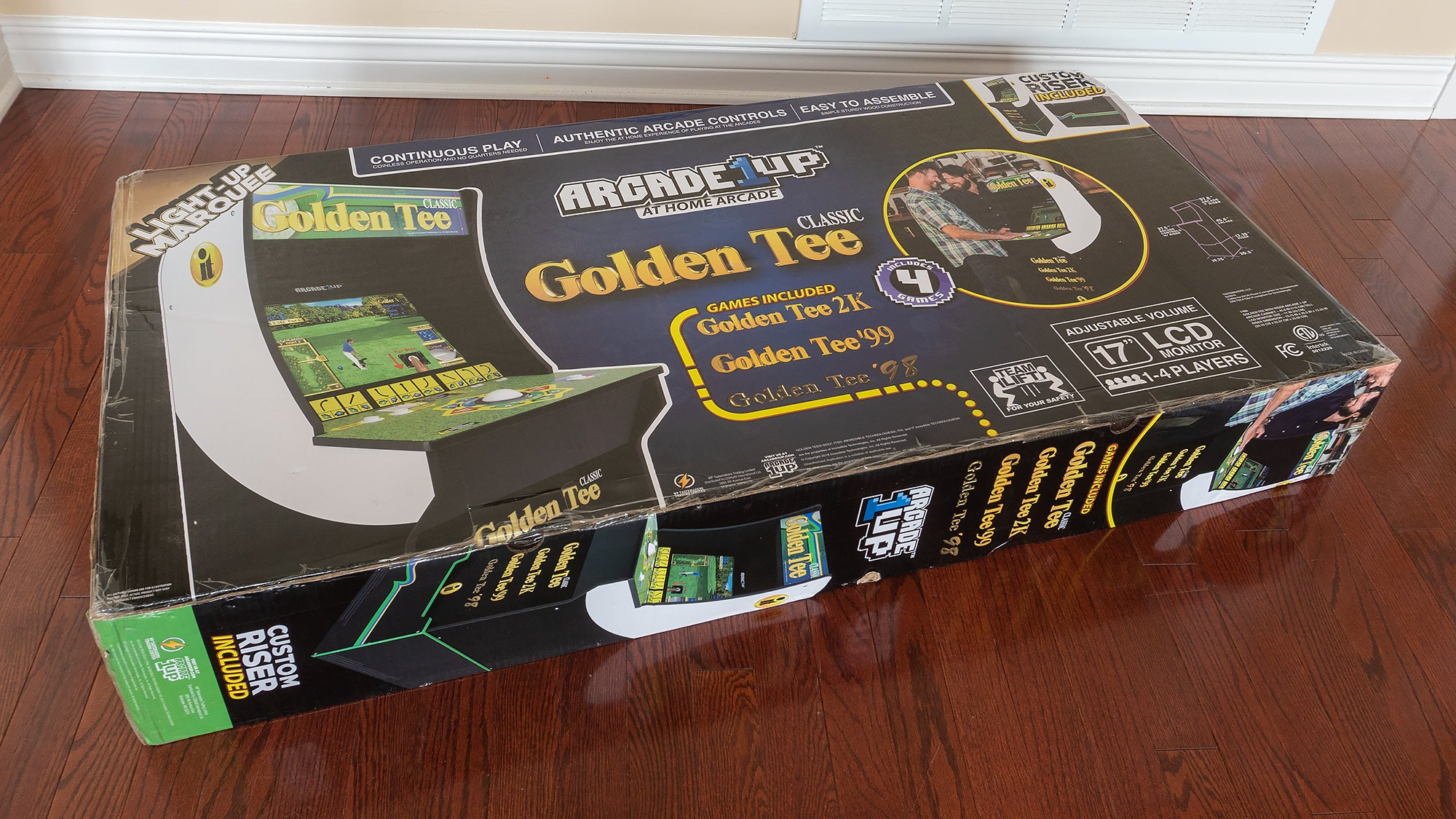 Arcade1UP Cabinet Review: an Easy and Authentic DIY Arcade