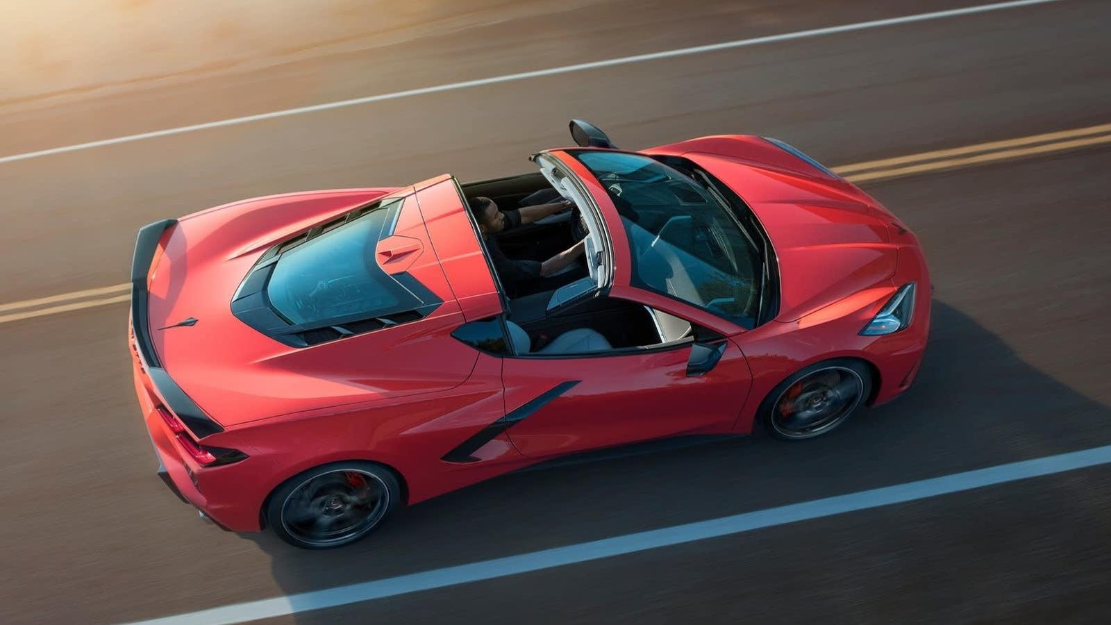 Get Over It: The C8 Corvette Is Not Getting a Manual Gearbox