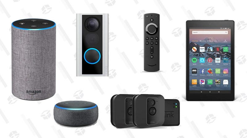 Illustration for article titled Amazon's Own Devices Are (Unsurprisingly) Some of the Best Deals of Prime Day [Updating]