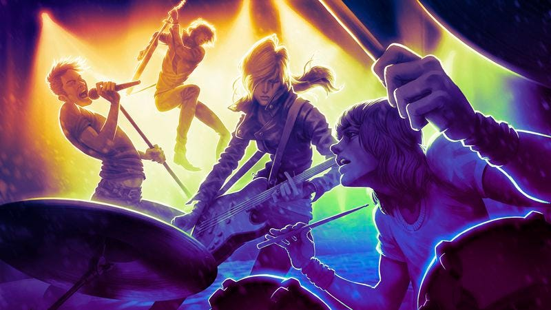 Illustration for article titled Harmonix announces Rock Band 4, aims for 2015 release