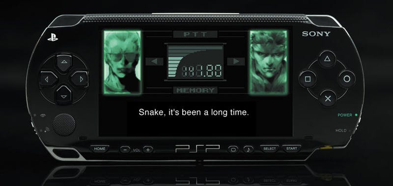 Illustration for article titled Metal Gear Solid, Resident Evil PSone Classics Incoming