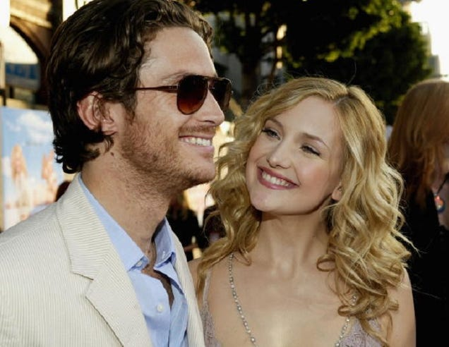 Kate and Oliver Hudson's Father Disowns Them: They 'Are ... Oliver Hudson And Kate Hudson