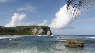 A coastline of Guadeloupe, in the French AntillesThinkstock Images