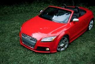Illustration for article titled 2009 Audi TTS Roadster: First Drive