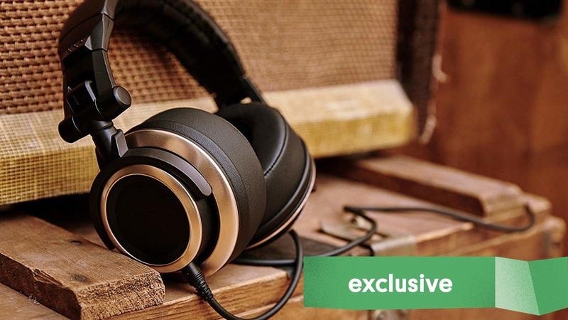 Status Audio CB-1 Over-Ear Headphones | $45 | Status Audio | Promo code INVENTORY50. $39 + $6 shipping