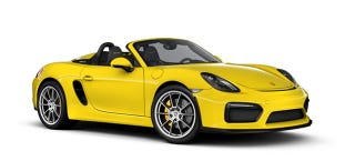 Illustration for article titled ​How You'd Option Your Porsche Boxster Spyder