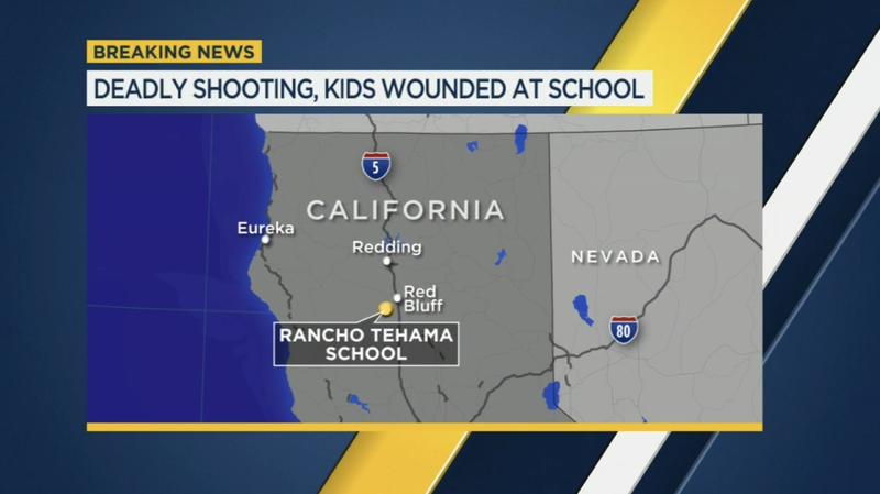 At Least 5 Dead in Shooting in Northern California Elementary School