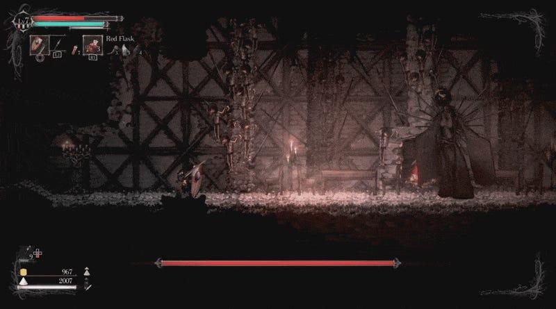 Salt And Sanctuary Is An Excellent 2D Dark Souls
