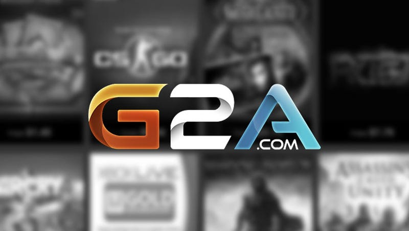 Illustration for article titled Notorious Game Key Reseller G2A Gets Torn To Shreds In AMA