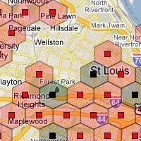 Illustration for article titled Root Coverage Offers Detailed Crowd-Sourced Cellular Coverage Maps