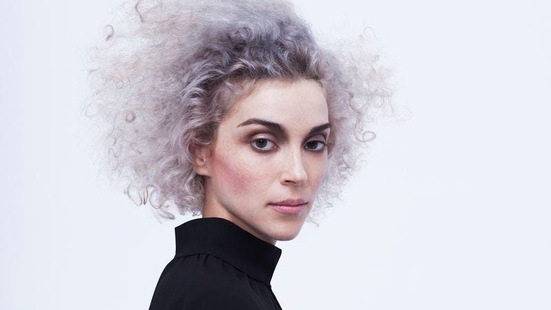 Illustration for article titled St. Vincent completes Annie Clark's transformation into art-rock pop star