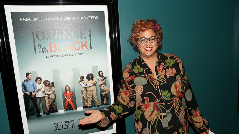 Illustration for article titled Jenji Kohan Can Write About Women of Color Because Her Lead Is White