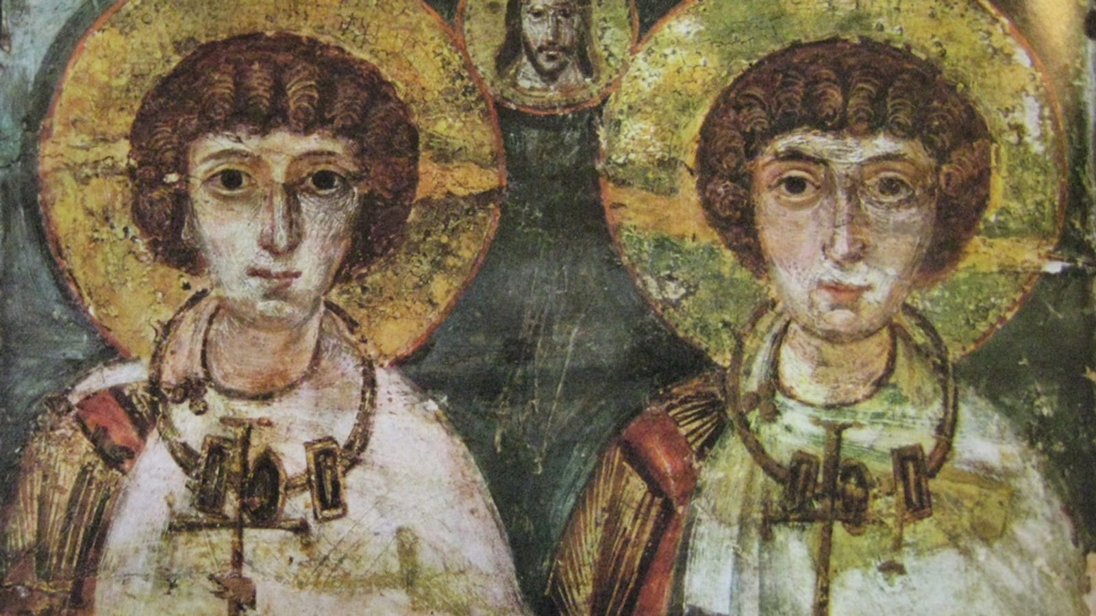 Gay marriage in the year 100 AD