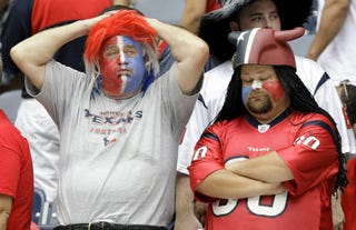 Illustration for article titled It's Very Hard To Be A Texans Fan Right Now