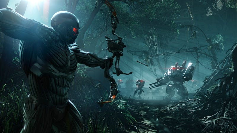 Illustration for article titled Once Crysis 3 is Done, Crytek will be Working on Nothing but Free-to-Play Games
