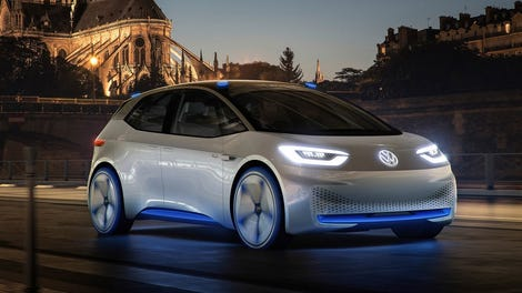 The Fascinating Engineering Behind VW's Electric Car