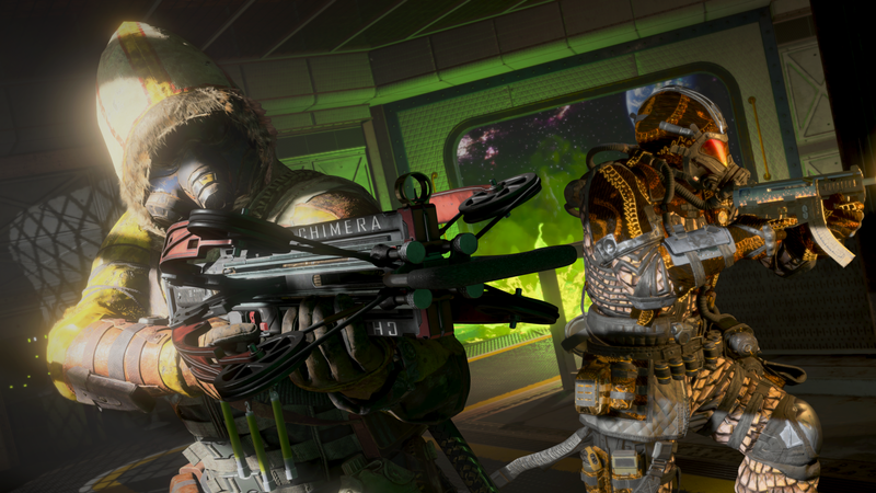 Call of Duty Pros Agree To Ditch Their Cosmetics To Avoid A Major Bug