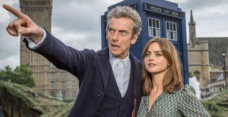 Illustration for article titled It's Actually Official Now: Jenna Coleman Has Filmed Her Last Doctor Who Season