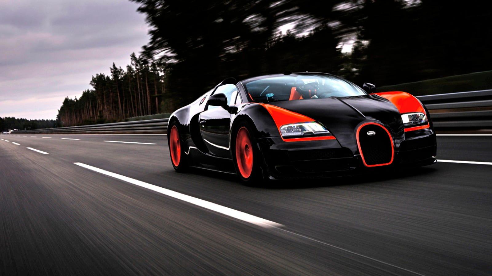 bugatti veyron grand sport vitesse   fastest convertible   world