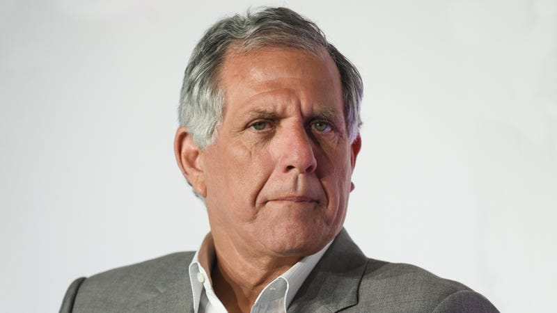Illustration for article titled Les Moonves Doesn't Know How He Going To Tell Wife He Didn't Get $120 Million Bonus