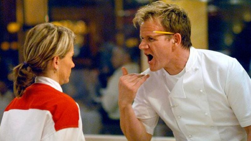 ensuring america will never suffer so much as a week without seeing gordon ramsay yelling incredulously at someone fox has renewed hells kitchen for two - Fox Hells Kitchen