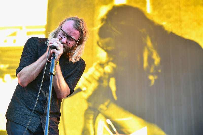 Matt Berninger of The National at last year's Panorama NYC Festival. (Photo: Theo Wargo/Getty Images)