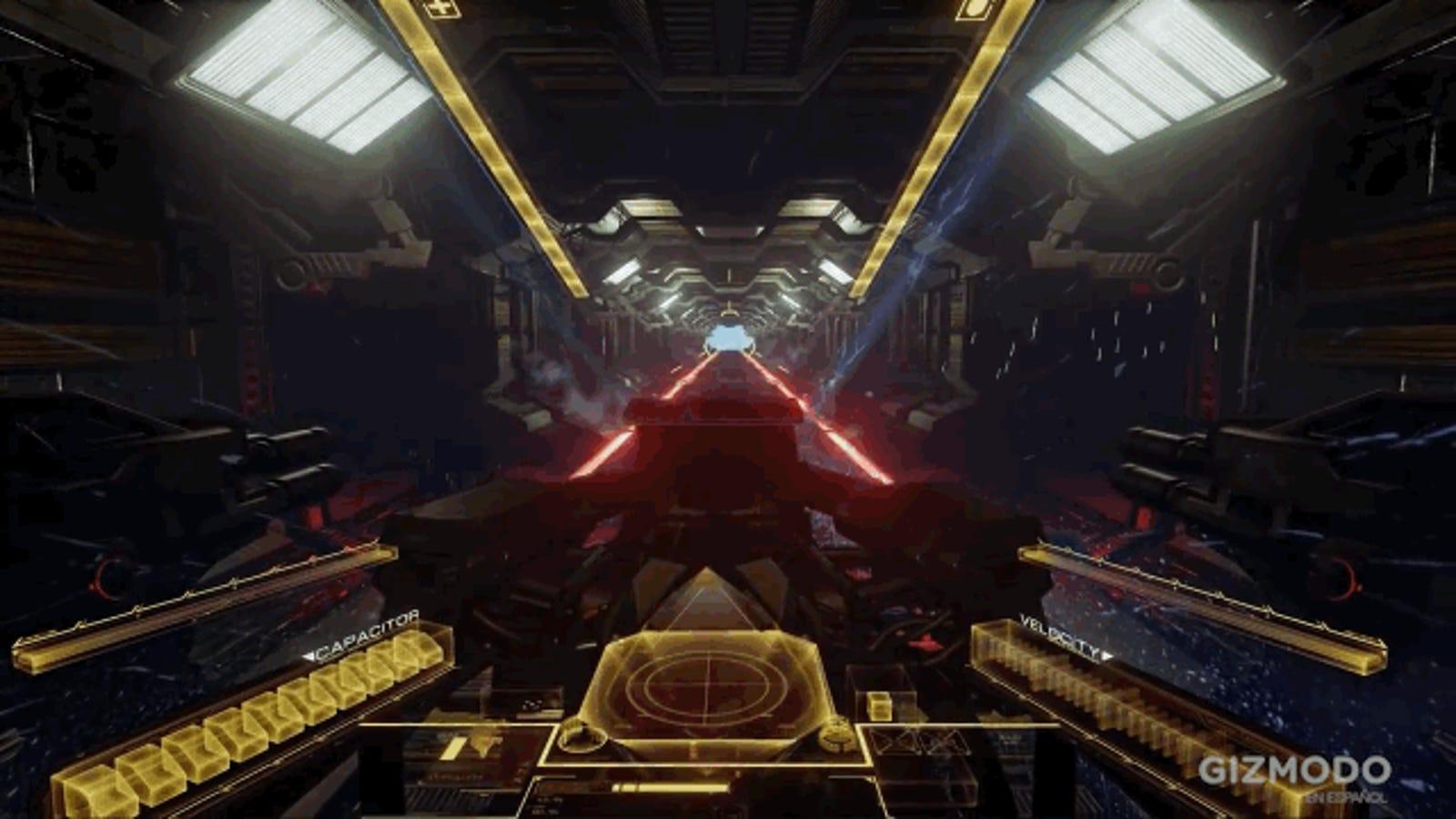 Eve Valkyrie: así de increíbles serán los juegos con realidad virtual