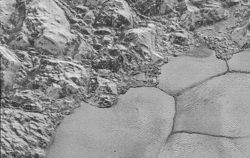Image: NASA/New Horizons